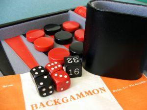 Ønsker du at spille brætspil - prøv backgammon
